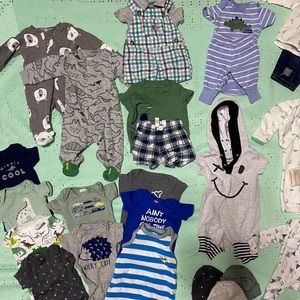 30+ Newborn Boy Bundle